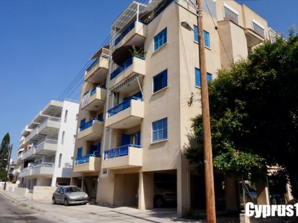 Paphos town apartment