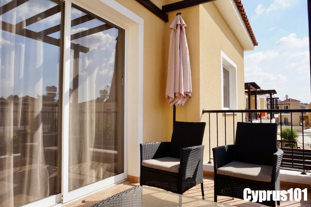 Kato Paphos Cyprus Apartment