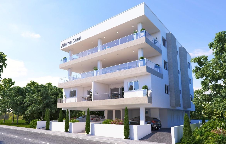Paphos town apartments
