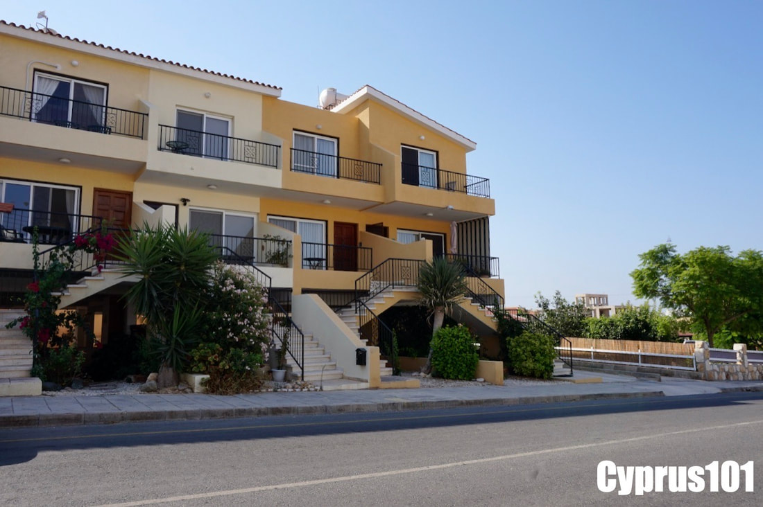 Peyia Townhouse Cyprus101