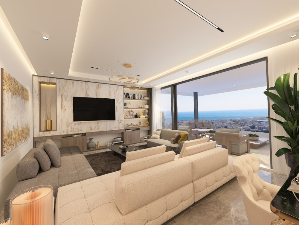 Paphos Luxury Apartment