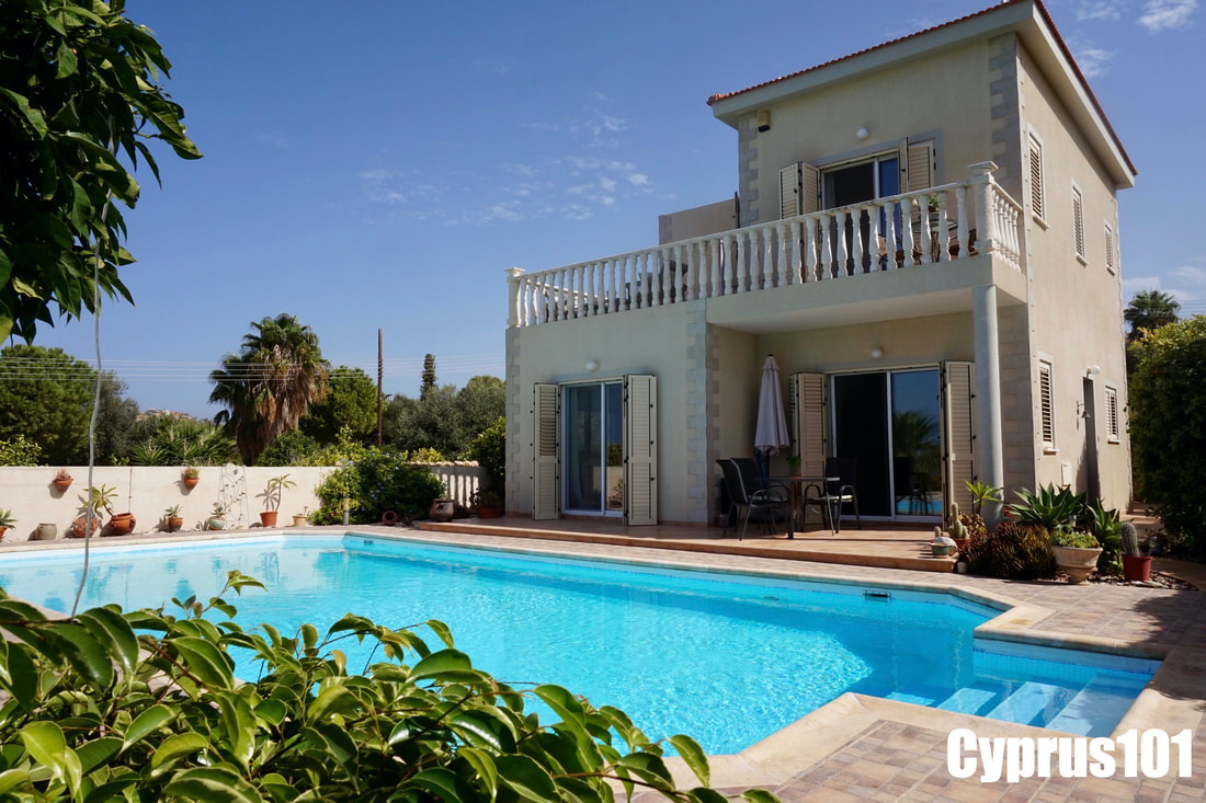 Agios Georgios Villa Paphos #961