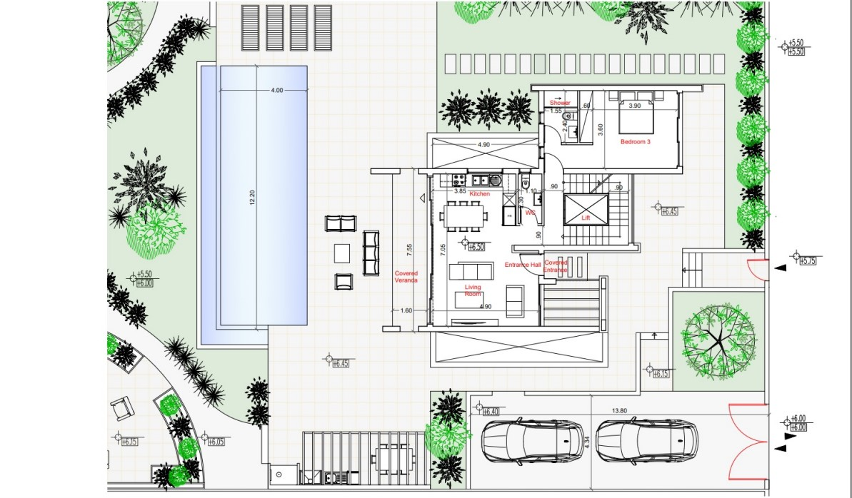Luxury Package - Villa