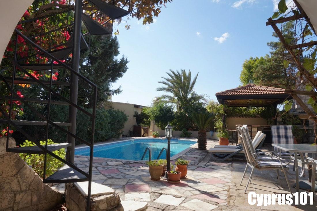 Tsada, Paphos Cyprus property # 970 property