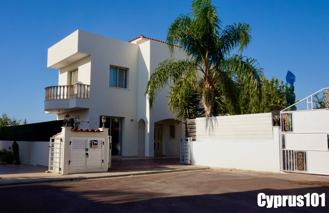 Anarita Villa for Sale, Paphos