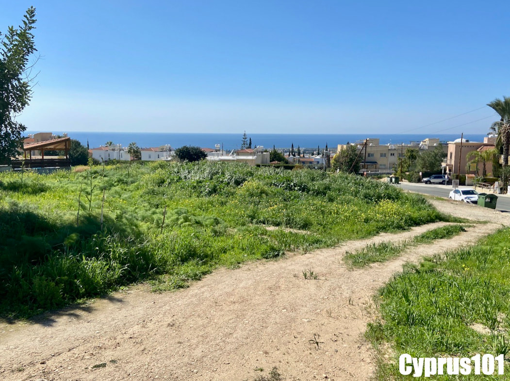 Peyia land for sale