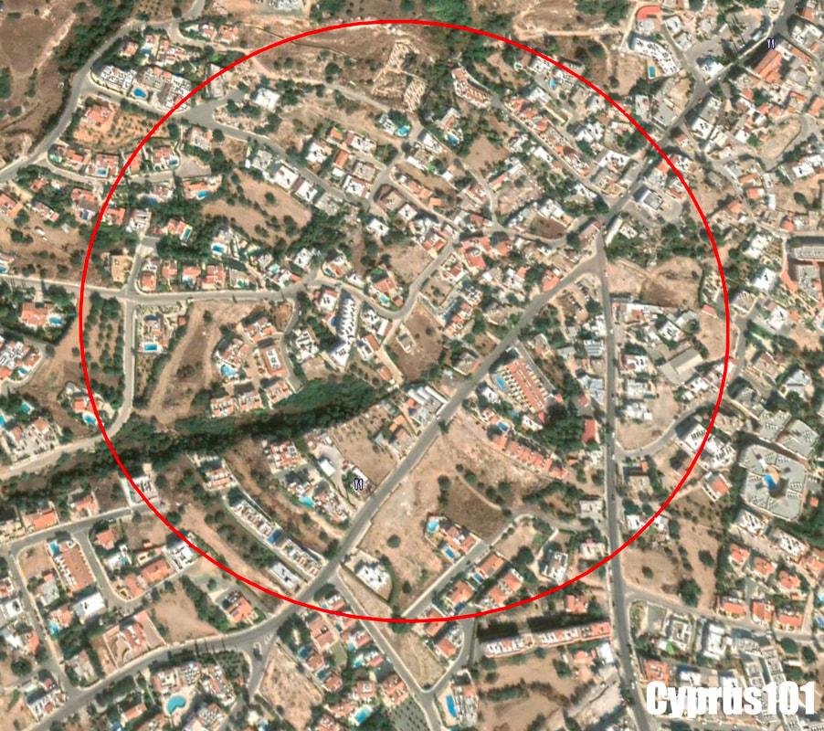 Peyia plot of land #985