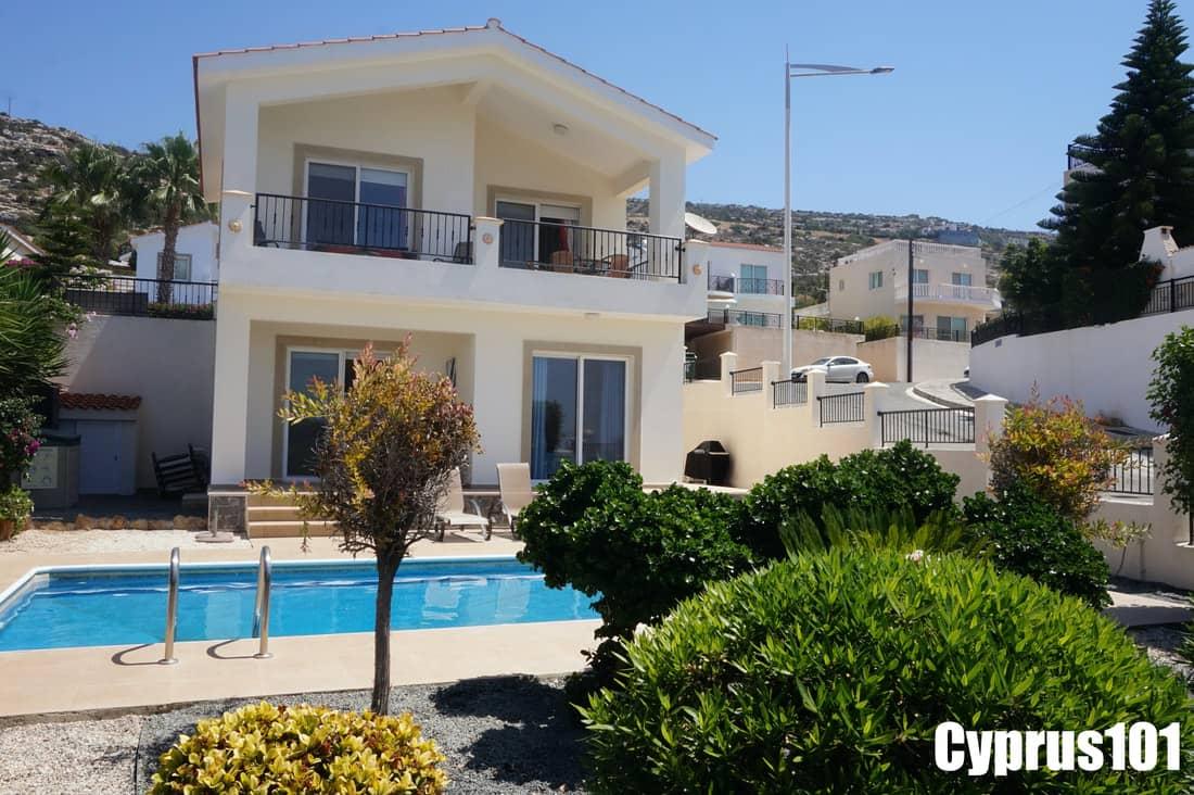 Peyia Paphos Villa Cyprus101