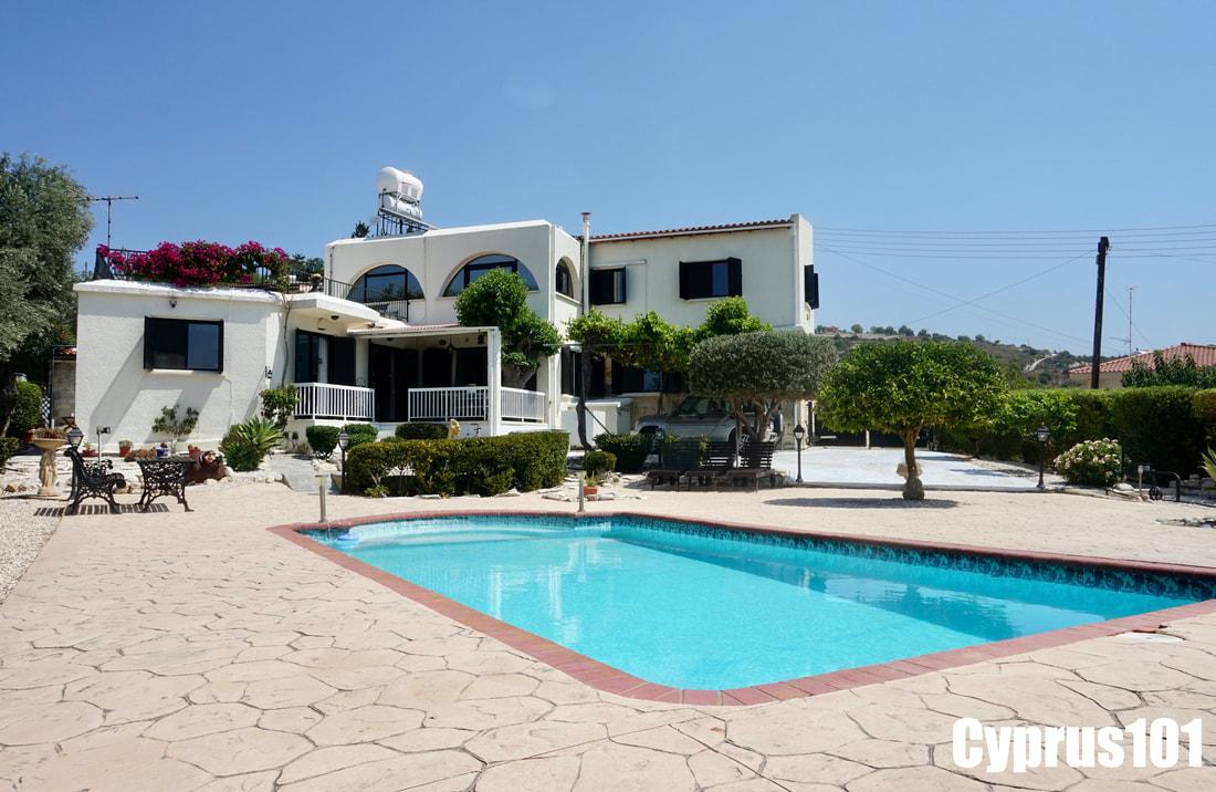 Psathi Village Home, Paphos #1008