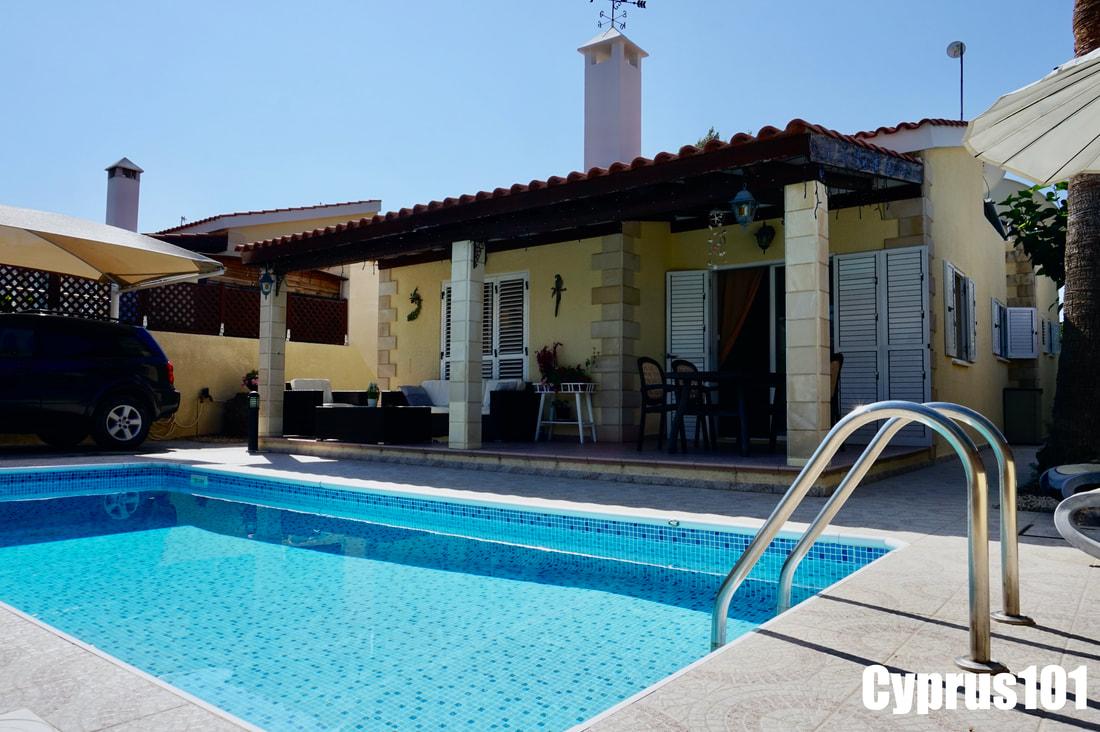 Tala-Paphos-Cyprus-Bungalow - Property 1012