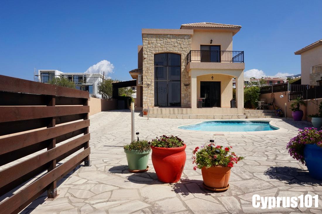 Tala luxury villa for sale in Paphos,Cyprus