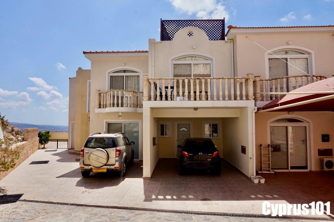 Peyia 2 Bedroom Townhouse - Property 1022