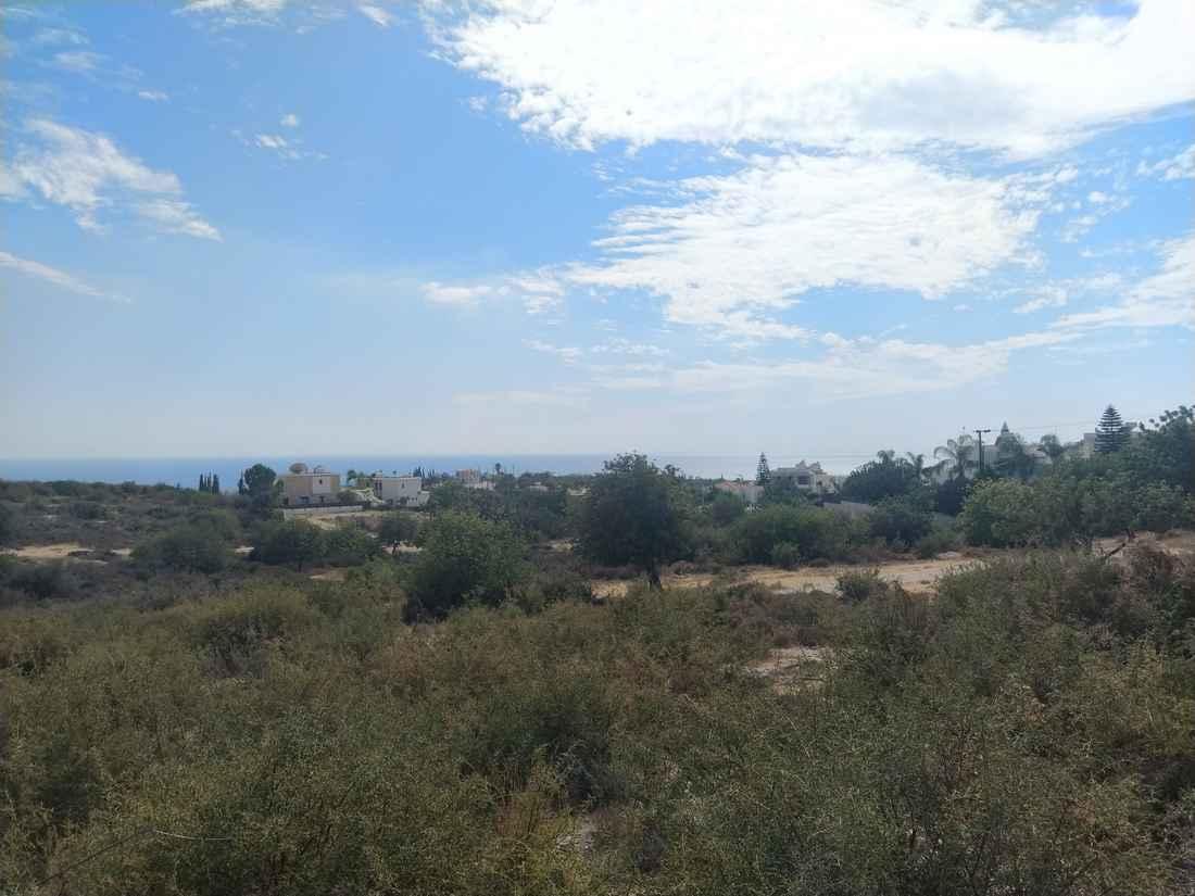 Peyia plots for sale in Paphos Cyprus